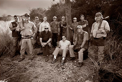 Cordoba Dove Hunting - Group Pictures
