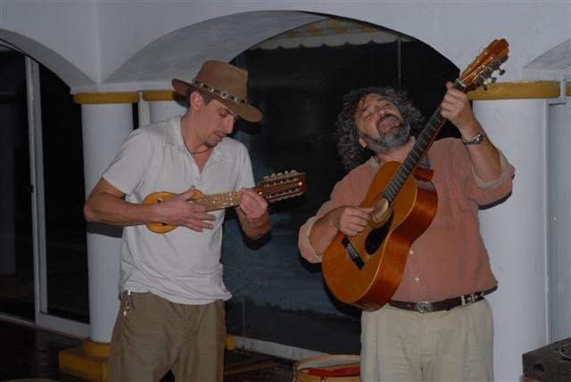 Los Chanares Lodge - Relaxing and Singing
